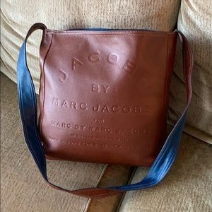 NEW Jacobs by Marc Jacobs leather crossbody purse